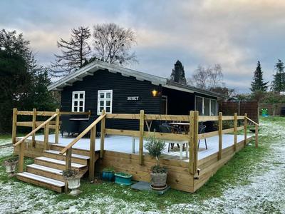 Cottage in Hornbæk