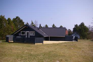 Ferienhaus in Ålbæk Strand