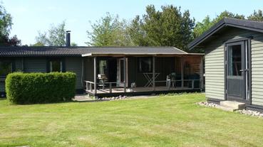 Ferienhaus in Højby - Sejerø Bugt