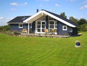 Ferienhaus in Flensborg Fjord - Rendbjerg Strand