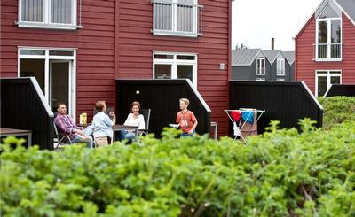 Ferienhaus in Landal Seawest - Skipperhus