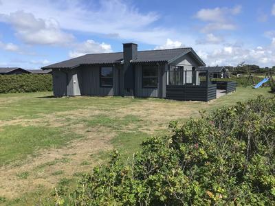 Sommerhus i Skallerup Klit - Nørlev Strand