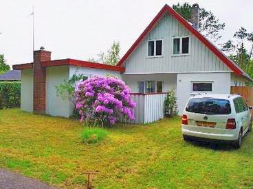 Ferienhaus in Bratten - Kvissel