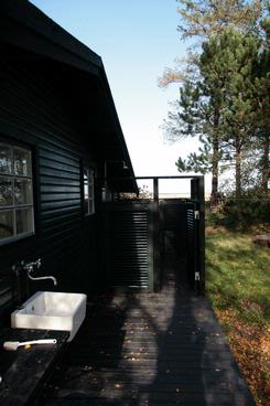 Og korshage - dejligt lille sommerhus til 4 med udsigt til kattegat