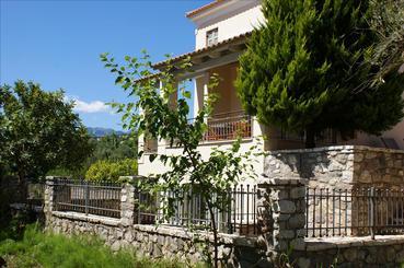 Ferienwohnung inLongos - Peloponnes