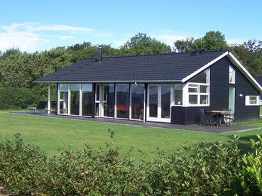 Ferienhaus in Helnæs Bugt
