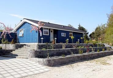 Luksus sommerhus for 5 personer på sydsjælland, bønsvig strand 200