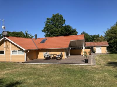 Ferienhaus in Fjellerup