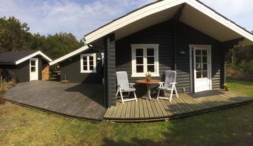 Ferienhaus in Aalbæk