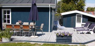 Ferienhaus in Grenå Strand, Dänemark