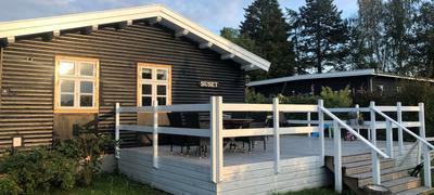 Ferienhaus in Hornbæk, Dänemark