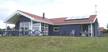 Ferienhaus in Ebeltoft