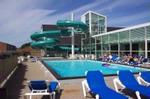 Tryk for at se sommerhus med pool i  Dayz Grønhøj Strand