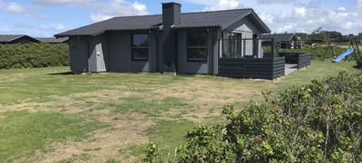 Ferienhaus in Skallerup Klit - Nørlev Strand, Dänemark