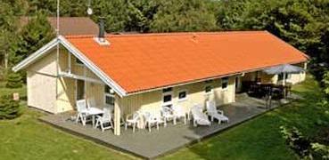 Ferienhaus in Marielyst - Falster, Dänemark