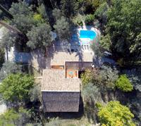 Click to see the cottage in  Clavier - Callas