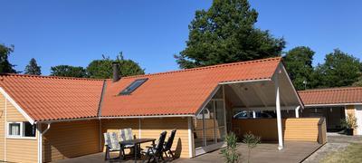 Ferienhaus in Fjellerup, Dänemark