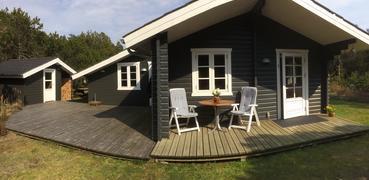 Ferienhaus in Aalbæk, Dänemark