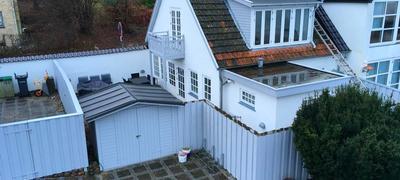 Ferienhaus in Ålsgårde, Dänemark