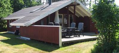 Ferienhaus in Fjellerup Strand