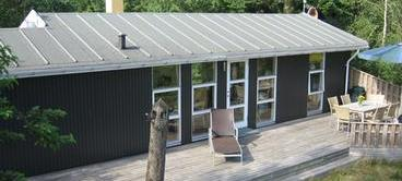 Ferienhaus in Virksund, Dänemark