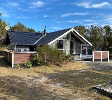 Ferienhaus in Bjerregaard