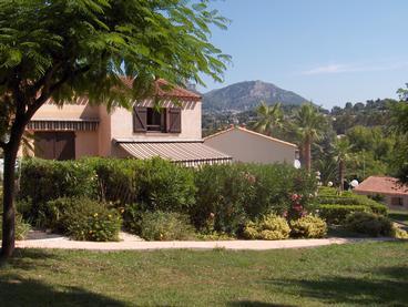 Vence - Jardin Matisse