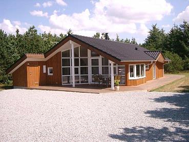 Ferienhaus in Krik Vig