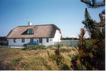 Ferienhaus in Vorupør